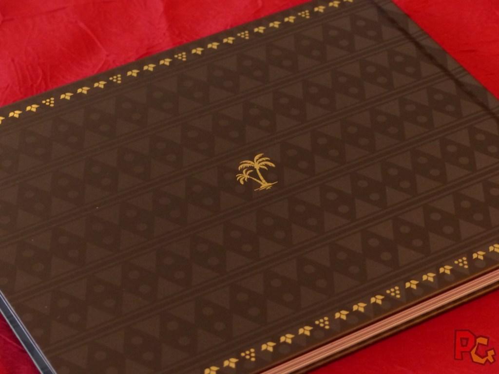 Collector Zelda Link's Awakening - artbook arrière