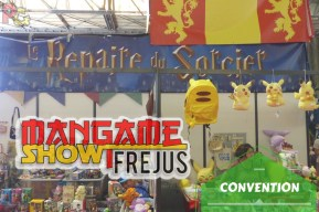 Convention - Mangame Show 2019