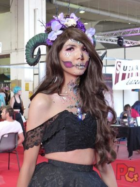 Mangame Show 2019 - cosplay animal