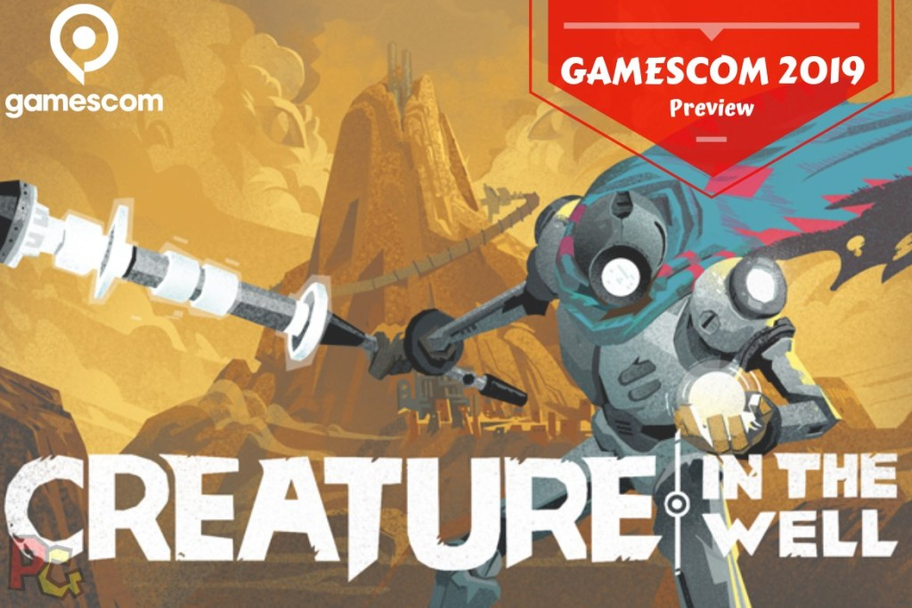Preview gamescom Creature in the well
