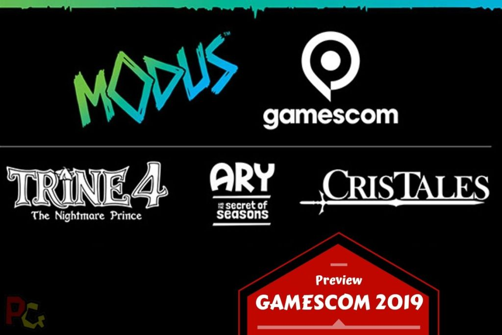 Preview gamescom 2019 modus games
