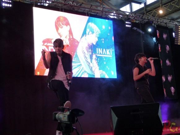 TGS Lyon 2019 - concert Kai et Inaki