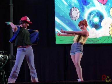 TGS Lyon 2019 - concours cosplay pokemon
