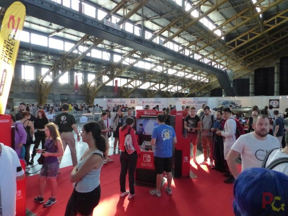 TGS Lyon 2019 - nintendo sunshine