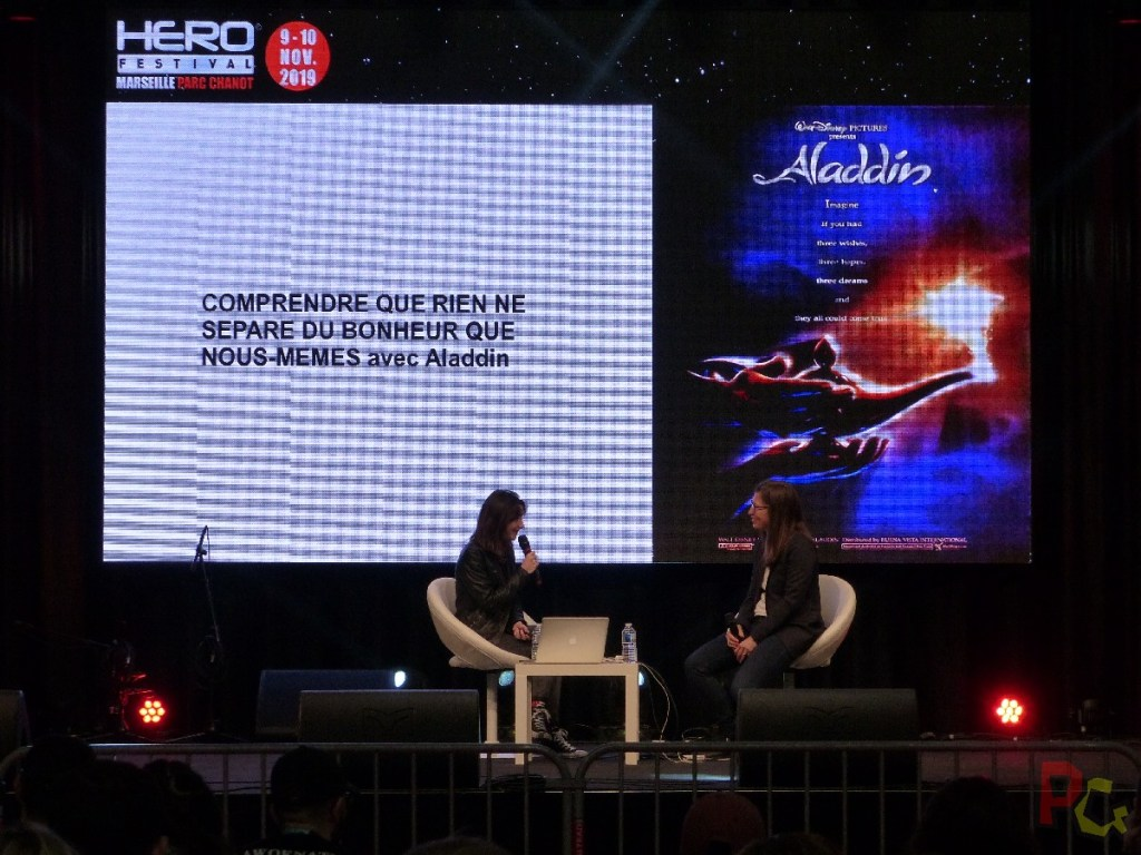 Hero Festival 2019 - conference marianne chaillan
