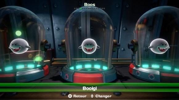 Luigis Mansion 3 - galerie boos