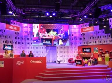 Nintendo GC2019 - scène