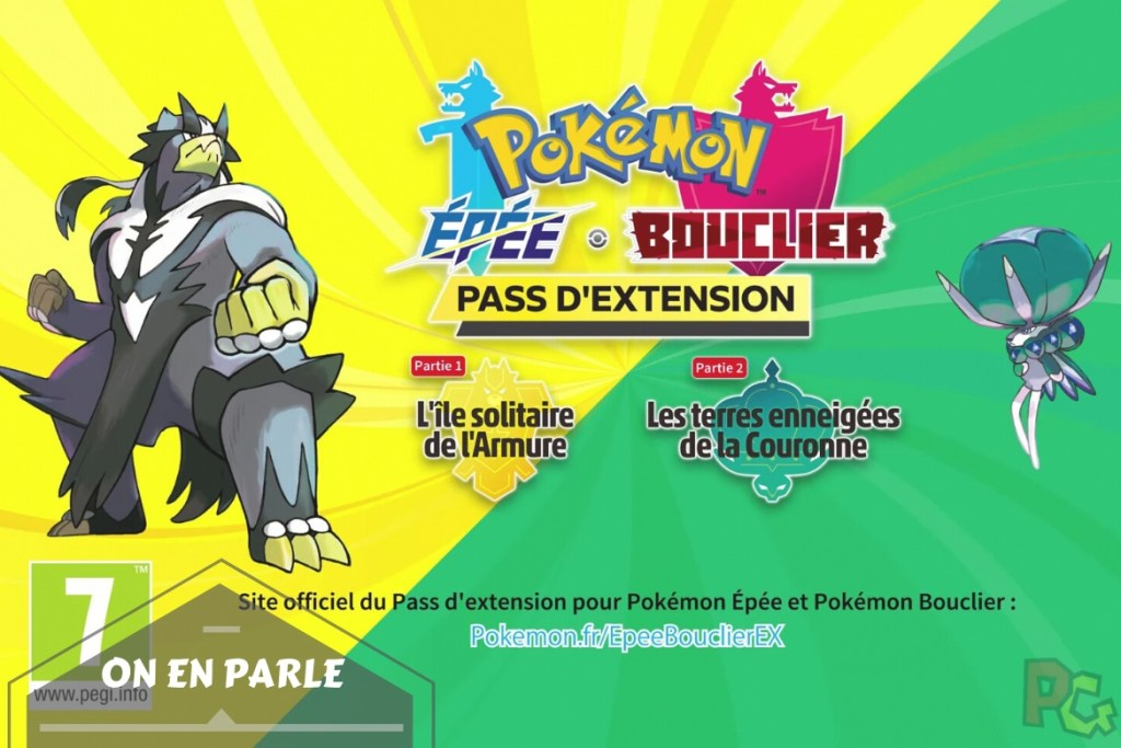 Pass Extension Pokémon - bannière