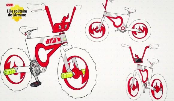 Personnalisation vélo