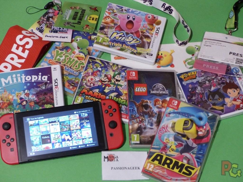 Blogueur streameur - jeux et accès presse