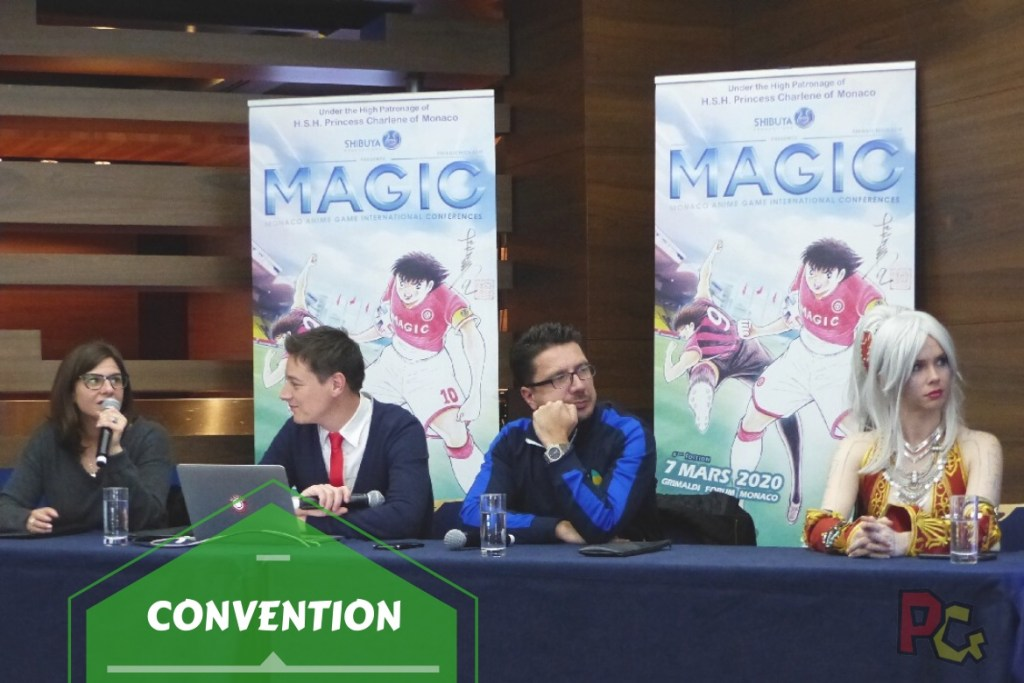 Conf presse MAGIC2020 bannière