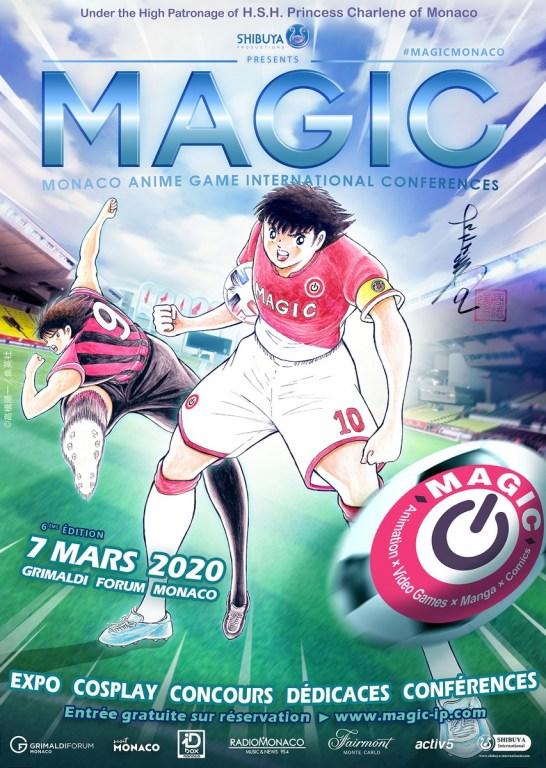 affiche MAGIC2020