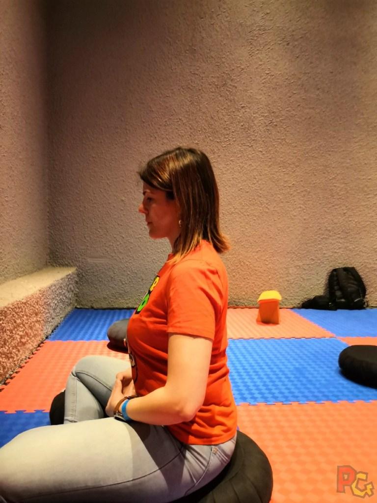 PAF2020 - Seilin en pleine meditation