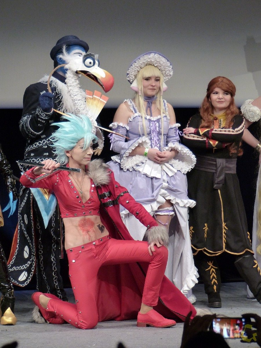 PAF2020 - concours cosplay