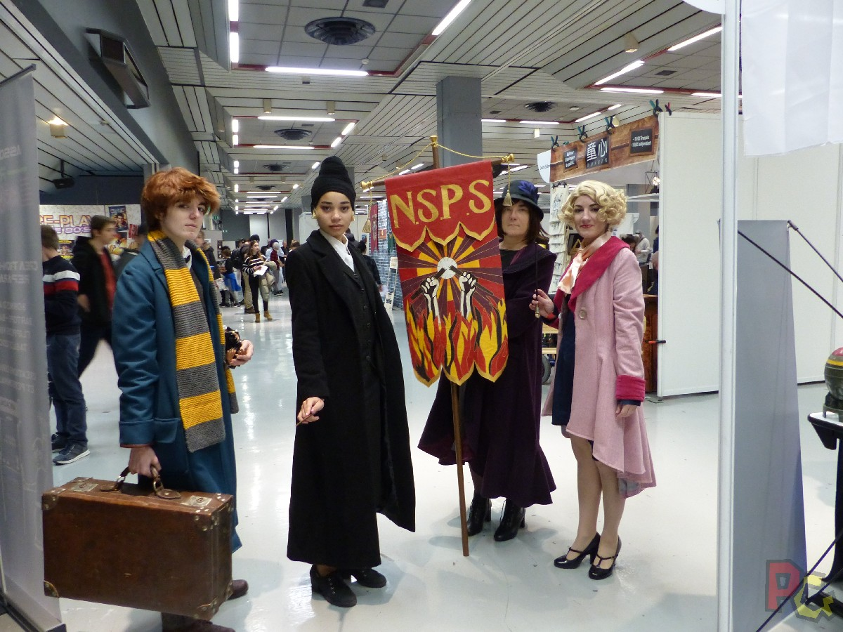 PAF2020 - cosplay Harry Potter