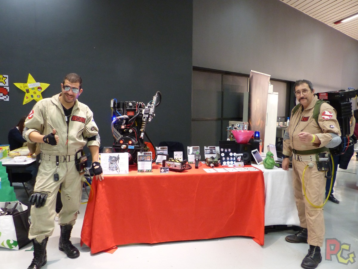 PAF2020 - cosplay ghostbuster