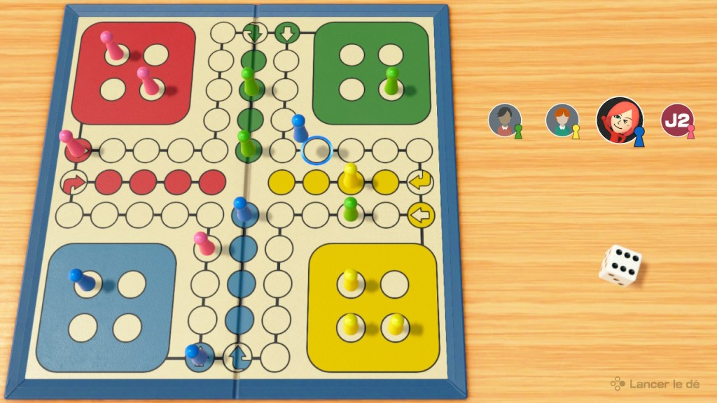 51 Worldwide games - ludo