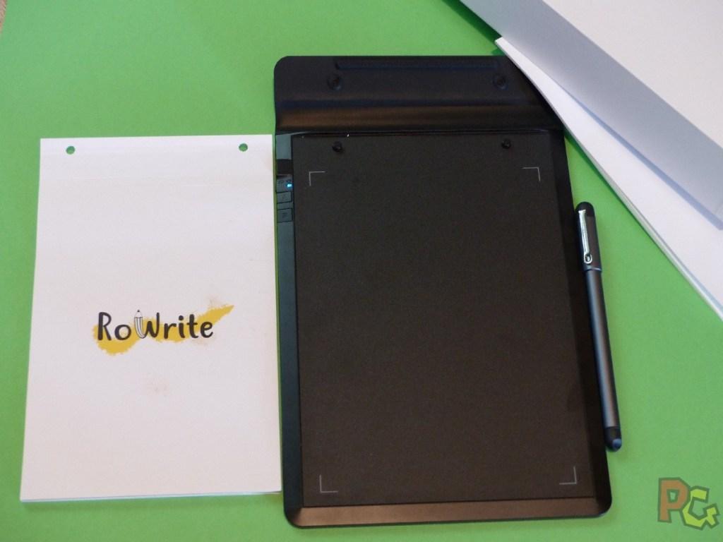 ablette RoWrite - système aimanté
