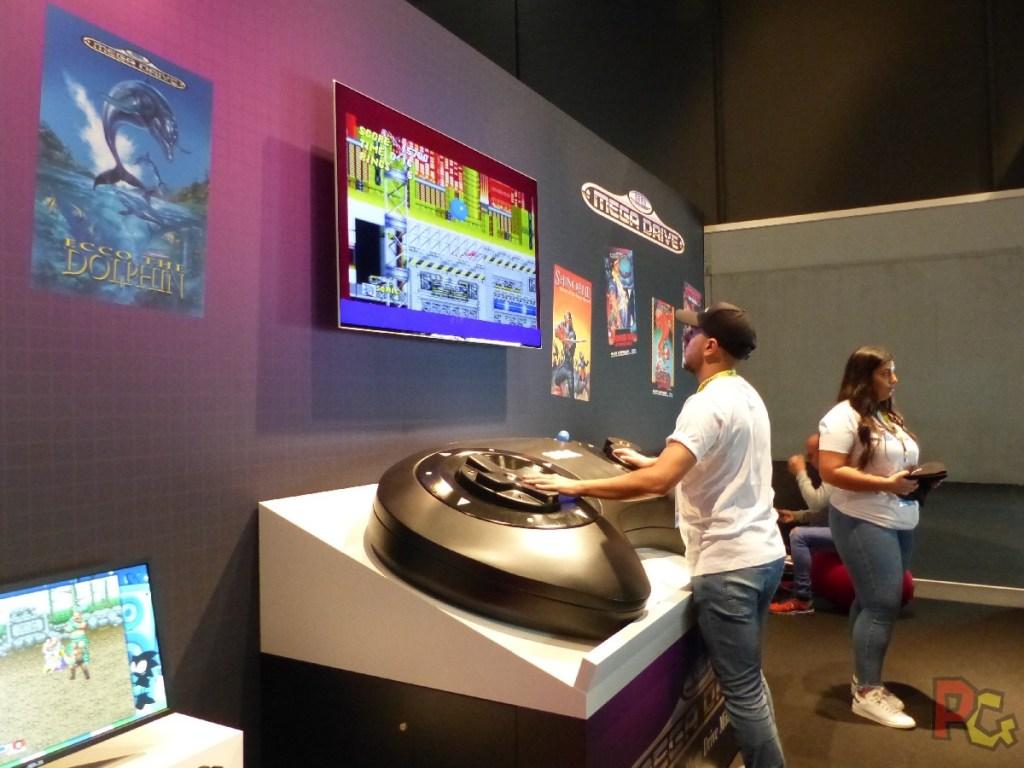 GC2019 jeux divers - Sega mini 3