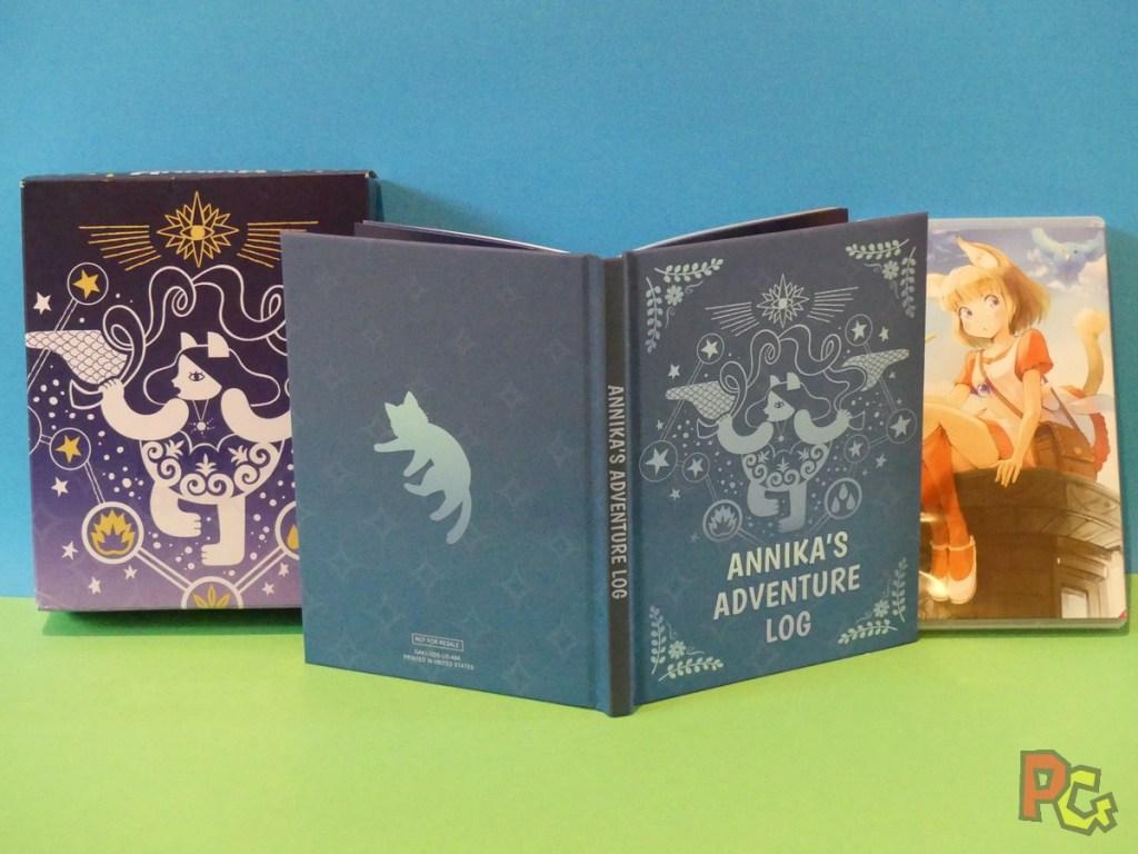 Giraffe and Annika - artbook