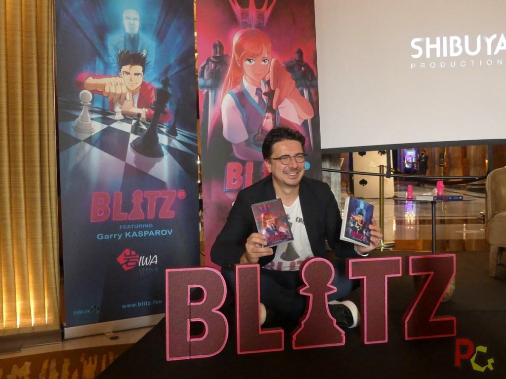 Blitz2 Cédric Tomes 1 et 2