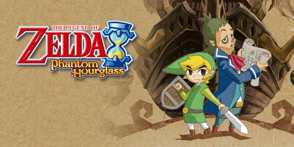 Zelda Phantom Hourlgass