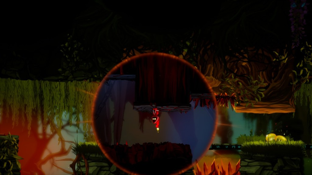Preview Unbound - portail gravité