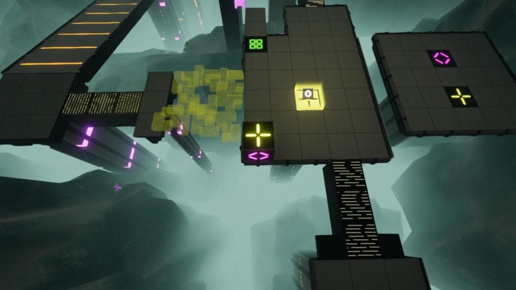 The Last Cube - mécanisme