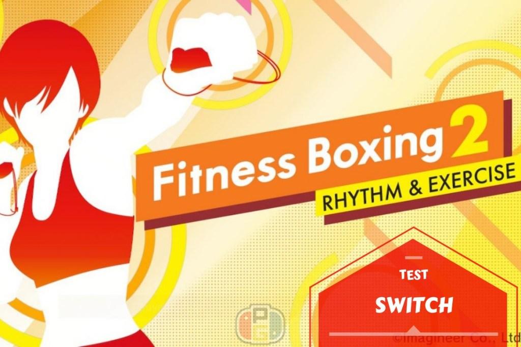 Bannière Fitness Boxing 2