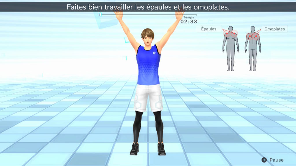 Fitness Boxing 2 - étirements