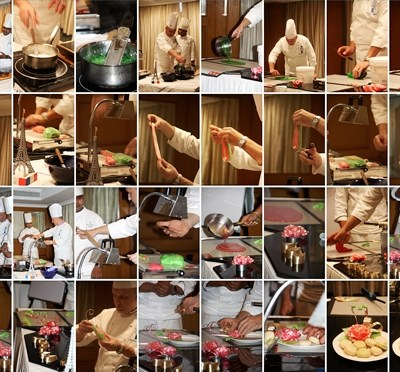 Food Events| A French Pastry Festival with Le Cordon Bleu. Also, Thermomix comes to India