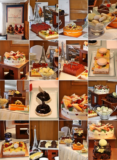 French Pastry Festival LCB Chef Christian Faure