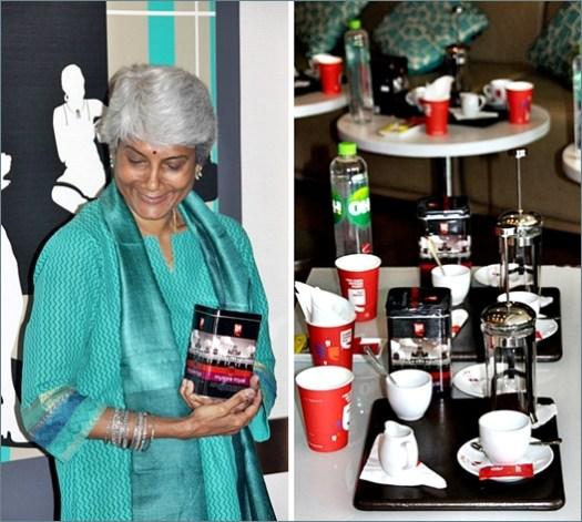 Mysore Royal , Sunalini Menon & Cafe Coffee Day