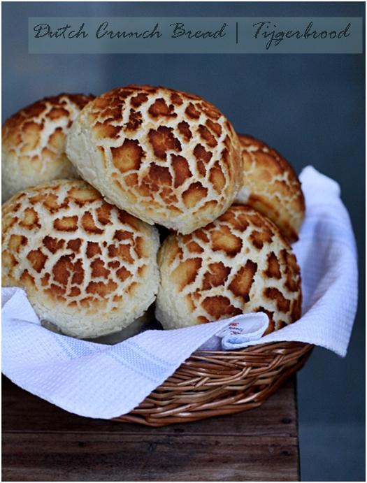 Dutch Crunch Bread | Tijgerbrood