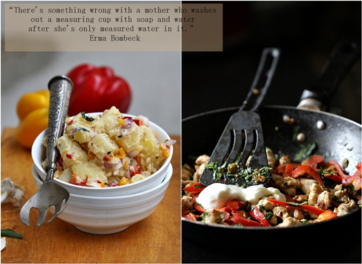 Cooking with quark