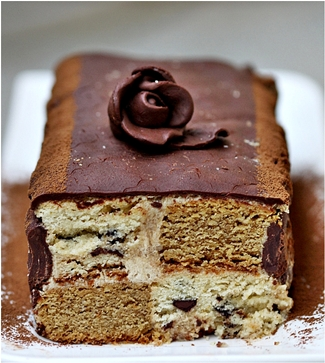 Bbc Chocolate Chip Banan Cake