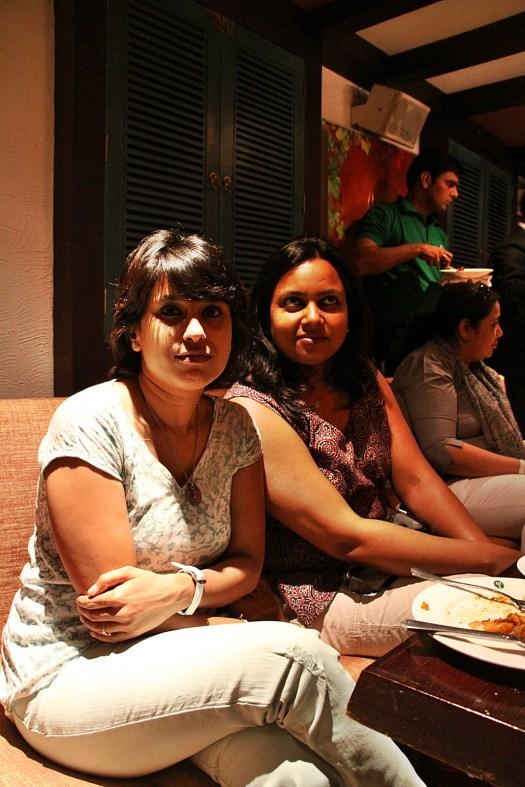 Sushmita & Sangeeta