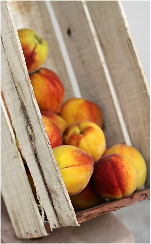 Almond Apple Coffee Cake