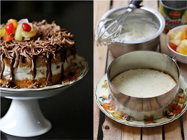 Tropical Cream Pie