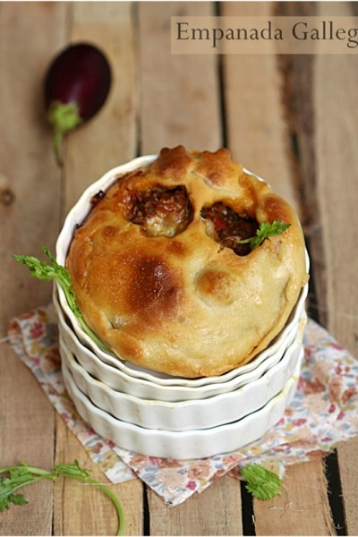 Baking | Empanada Gallega … Daring Bakers at their best!