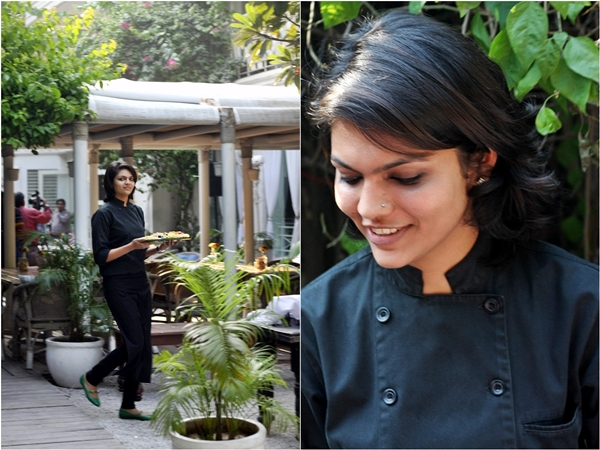 Astha @ Breakfast at Olive with the Masterchefs