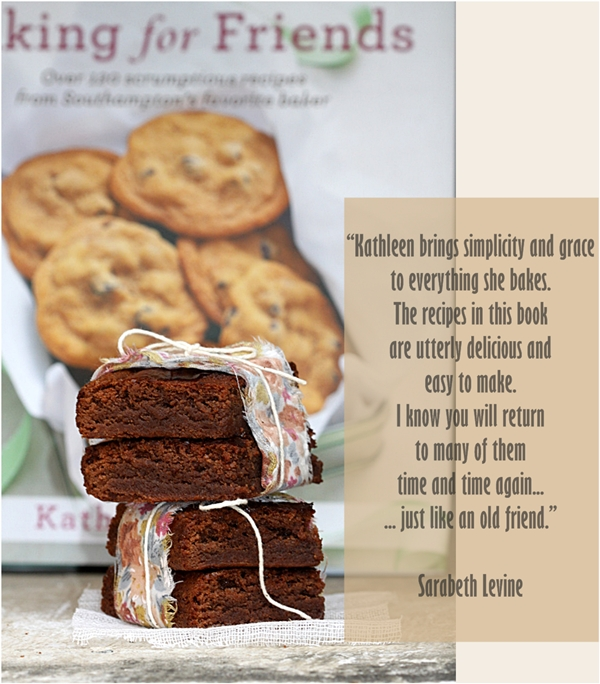 Tate's Bake Shop, Baking with Friends by Kathleen King