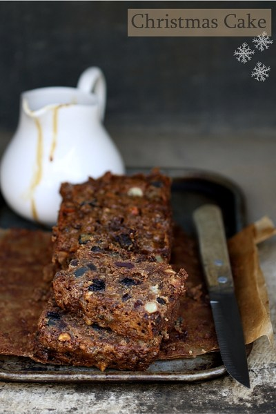 Baking | Christmas Fruit Cake with Garam Masala …. Joyeux Noel 2012