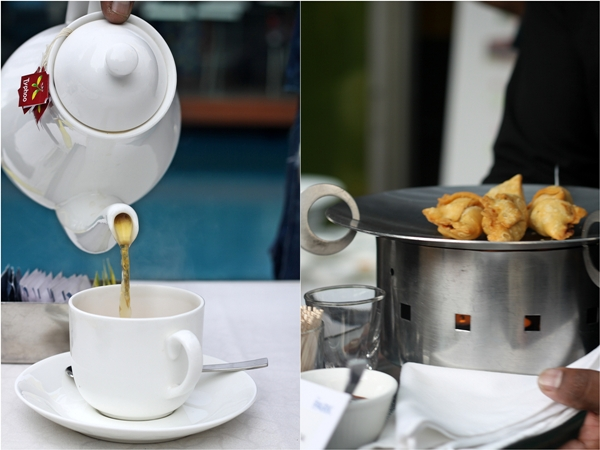 Ty.phoo ...Tea & Food pairing session with Chef Vicky Ratnani