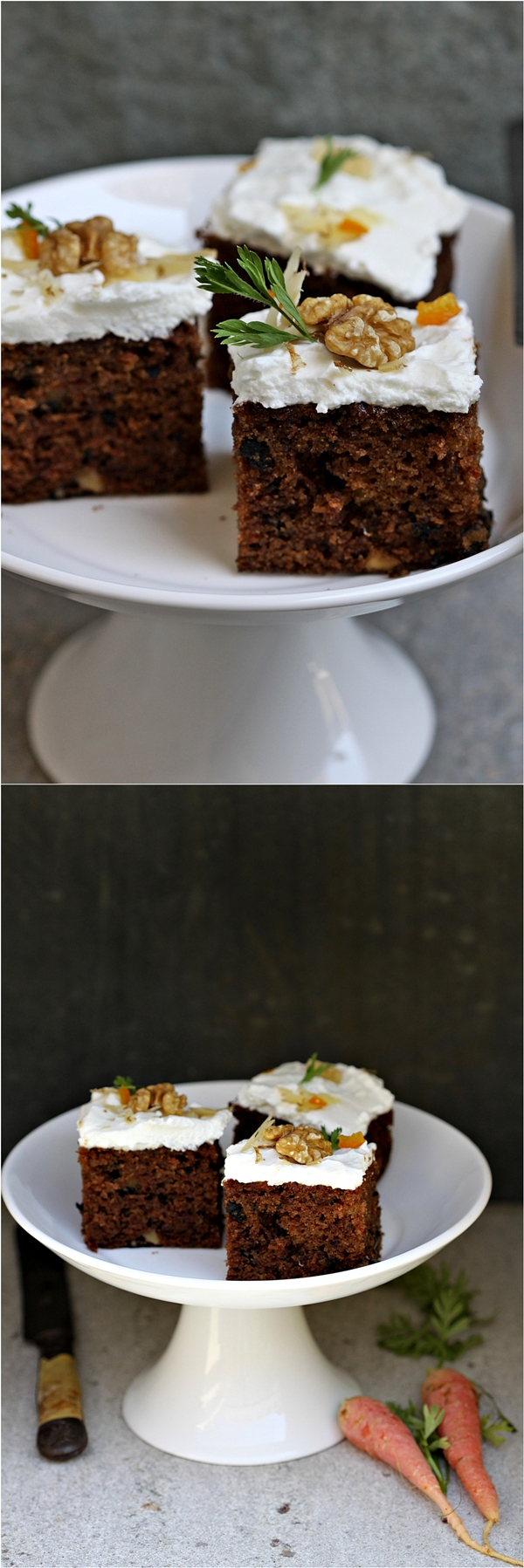 Walnut Cake Recipe Bbc