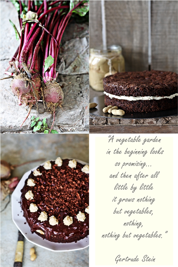 Beet Chocolate Cake Green Kitchen