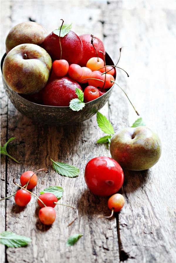 Summer Stone Fruit