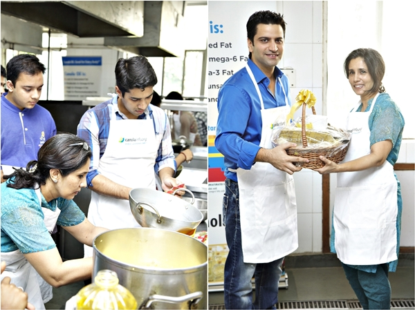 Canola, Chef Kunal Kapur, Katha