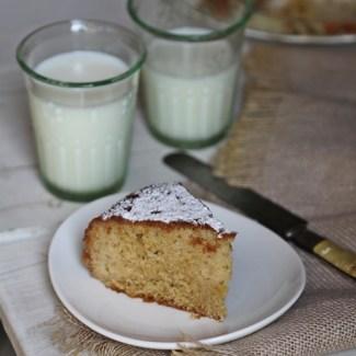 Makeover Lemon Pound Cake Recipe
