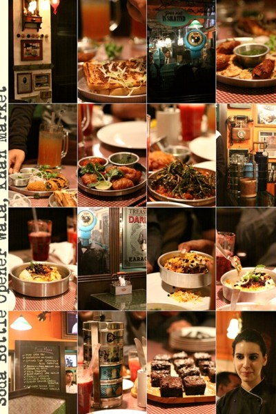 Restaurant Review | SodaBottleOpenerWala, Khan Market ….  a second branch of the quirky Irani Cafe, this time in Delhi  #parsicuisine #SBOW